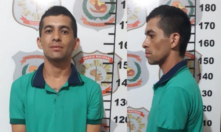 75 presos fugiram pelo túnel, no dia 19 de janeiro deste ano (Site: ABC Color)