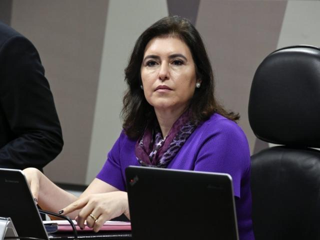 Simone disse que execução é sinal de urgência em investir na segurança das fronteiras (Foto: Roque de Sá/Agência Senado)