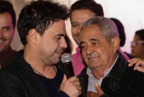 Pai do cantor deu entrada na unidade para fazer exames e acabou ficando internado. (Foto: Reprodução/Internet)
