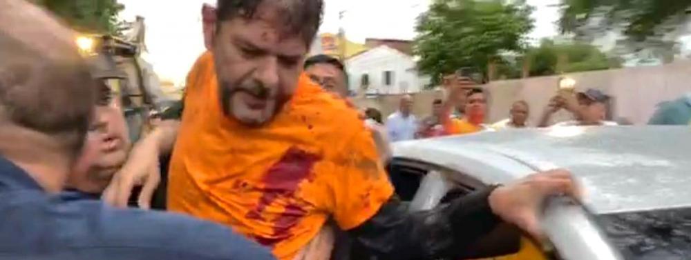 Cid Gomes é baleado em motim de policiais em Sobral (CE)