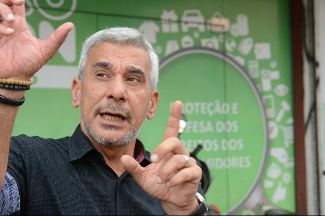 Marcelo Salomão contou ter sido ameaçado - Bruno Henrique