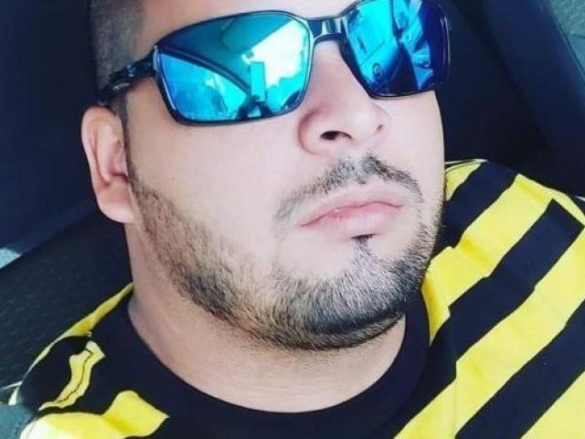 Edgar Rolando Chávez, de 29 anos, desapareceu na noite de terça-feira (Foto: Divulgação)