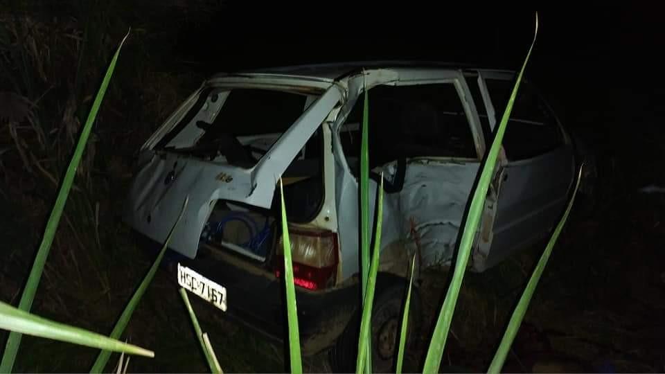 Acidente deixa uma vítima fatal na altura do KM 3 da Rodovia 267