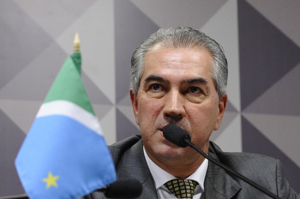 Governador Reinaldo Azmbuja