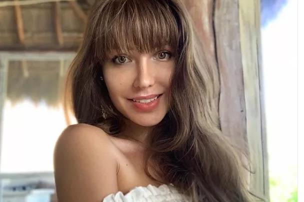 A modelo russa Maria Liman (Foto: Instagram)