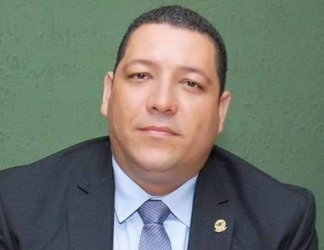 Vereador Cícero Pinheiro, presidente da Câmara Municipal de São Lourenço da Mata, no Grande Recife — Foto: Assessoria de Cícero Pinheiro/Divulgação