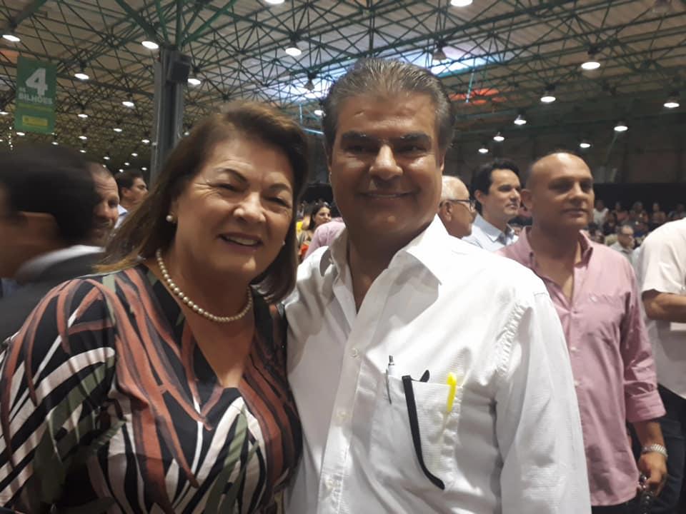 Vereadora Fátima Vidotte oficializa filiação ao PSD