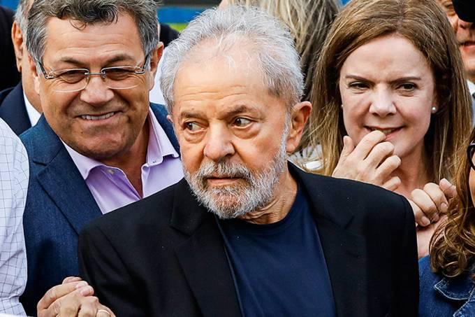 Lula: Bolsonaro é filho do Moro, e não o Moro cria do Bolsonaro