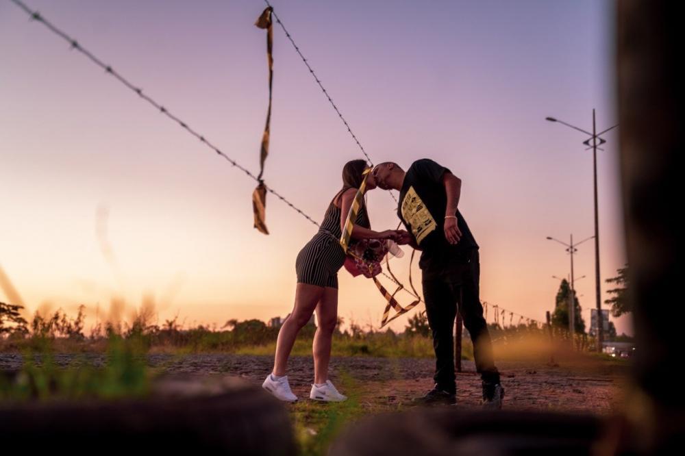 Paraguaia apaixonada por brasileiro conta como o romance dribla o coronavírus na fronteira com MS