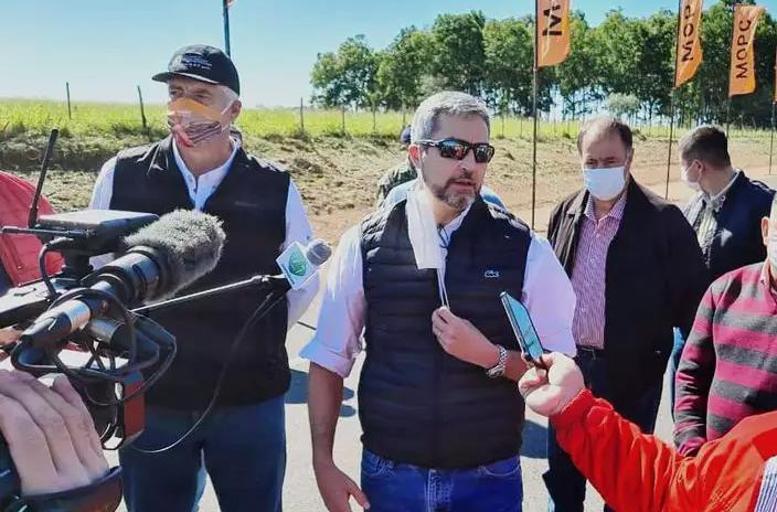 Paraguai cita risco à população e descarta abrir fronteira com Brasil