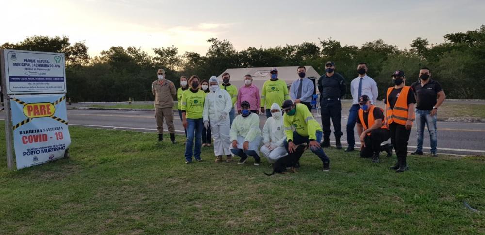 Sem 'lockdown severo', MS aperta fiscalização e distribui mais de 30 mil máscaras no Sudoeste