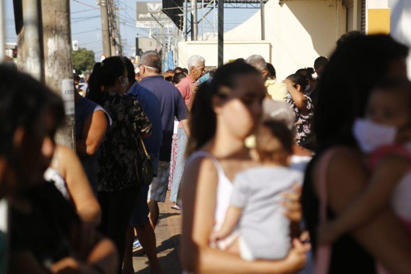 Campo Grande é a capital com o pior isolamento social do país; MS é o 3º entre os Estados