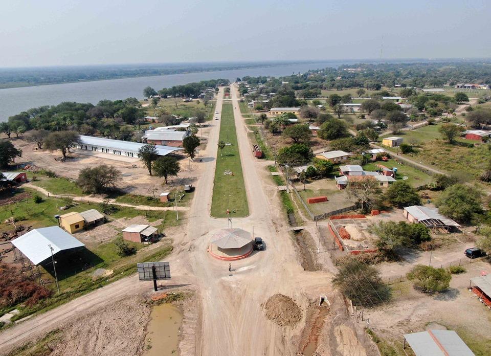 Cidade Paraguaia Carmelo Peralta
