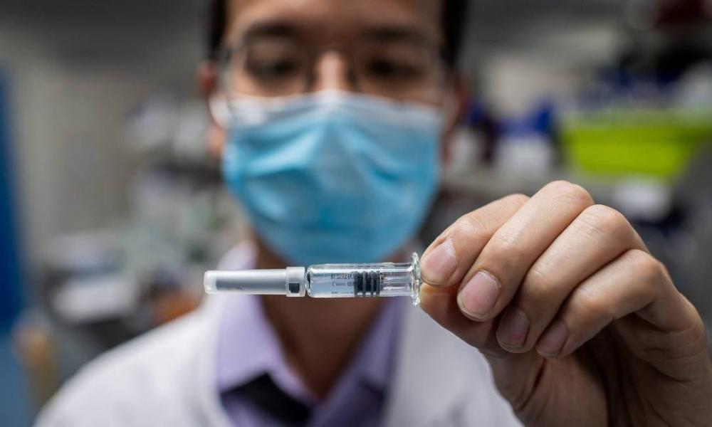 ANS determina que planos de saúde cubram gastos com teste sorológico de Covid-19 Foto: NICOLAS ASFOURI / AFP