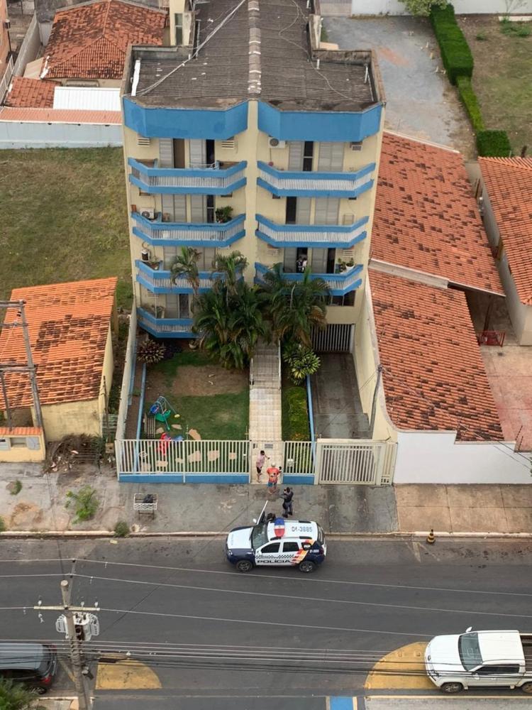 Jovem de 23 anos diagnosticado com coronavírus (Covid-19) morreu nesse domingo (28) depois que passou mal em um apartamento no bairro Bosque da Saúde, em Cuiabá — Foto: Arquivo pessoal